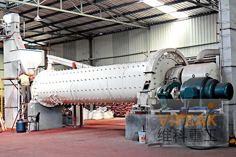 Hematite ball mill production s