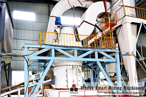 Automatic Coal Grinding Line in Mongolia