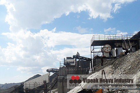 Jaw Crusher Production Line