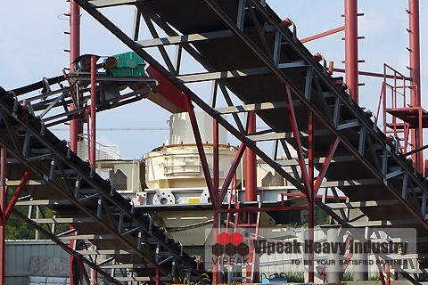 Stone Production Line From Vipe