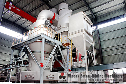 ZDRH Series Strength Grinding Mill