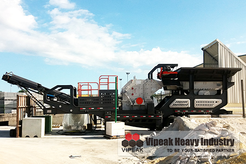 Impact Crusher Series Mobile Crusher