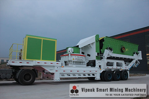 Jaw Crusher Series Mobile Crusher