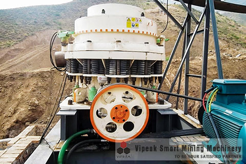 CS Series High-efficiency Cone Crusher