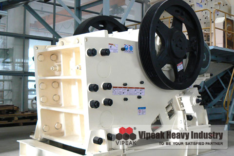 Modular Series Jaw Crusher