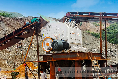 PFT Reinforced Impact Crusher