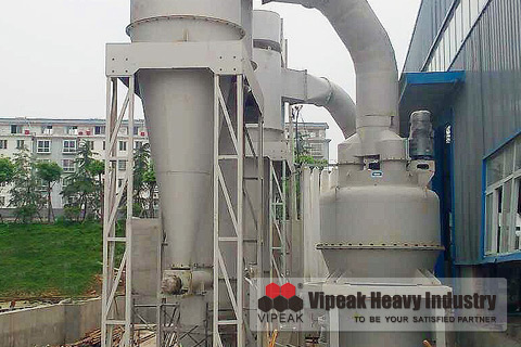 European Type High Pressure Ultrafine Grinder