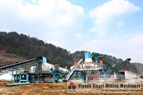 Vertical Shaft Impact Crusher(Sand  Making Machine)