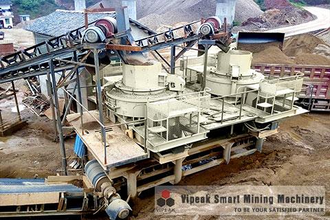 artificial sand making machine in tamil nadu