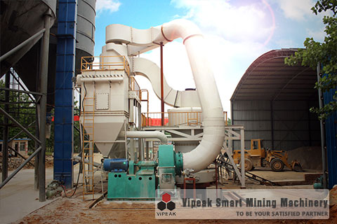 Stone Powder Grinding Production Line