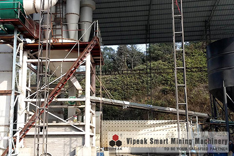 Quartz Sand Production Line